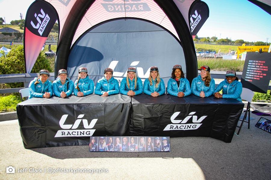 2020 Liv Racing Team