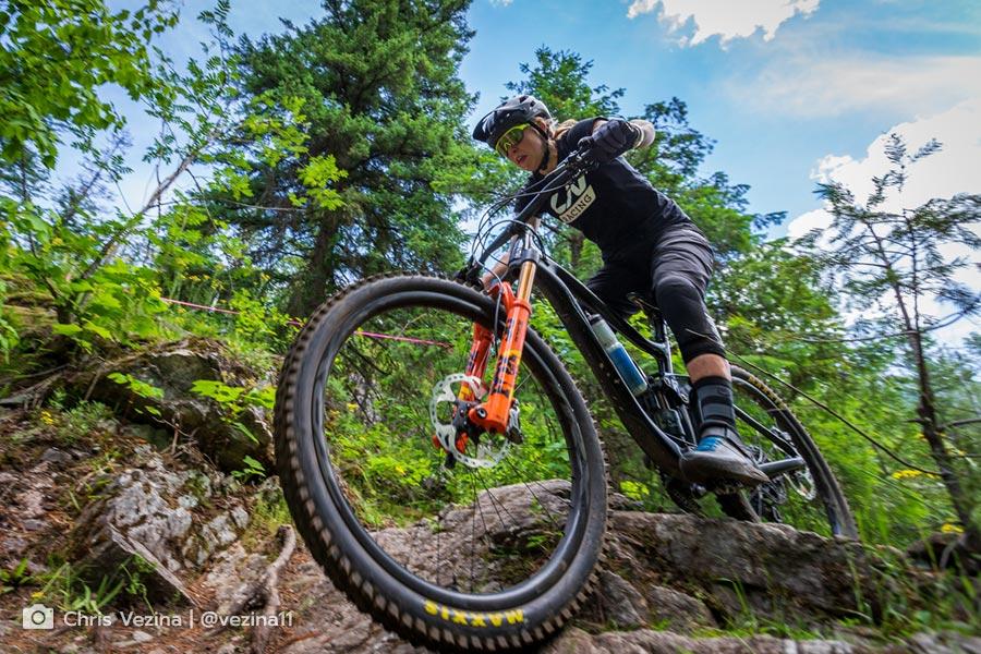 Isabella Naughton - American mountain biker