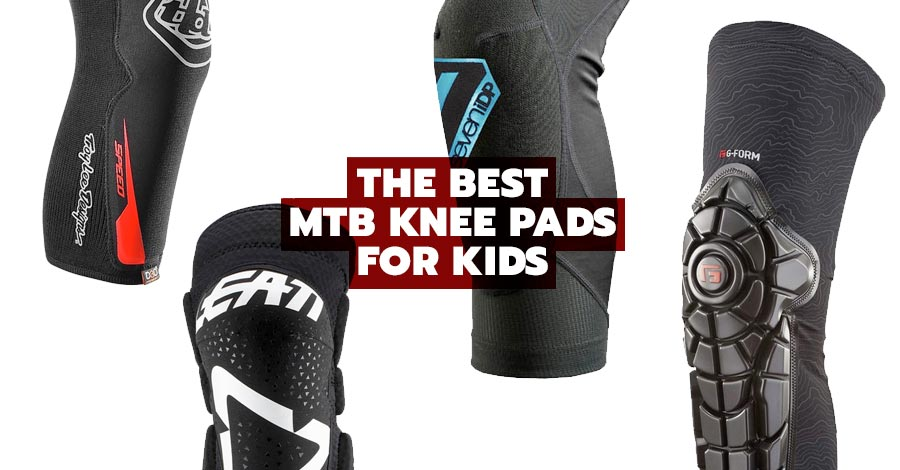 The best mountain biking knee pads for kids