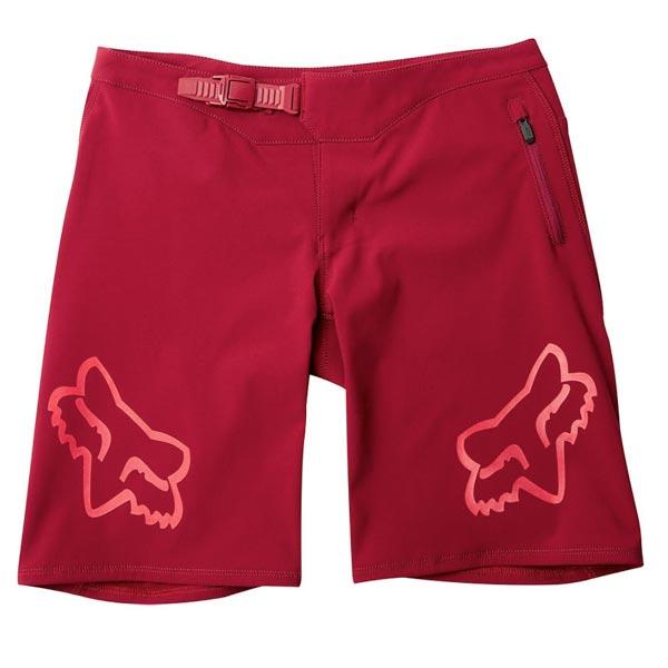 Fox youth Defend mountain biking shorts for kids