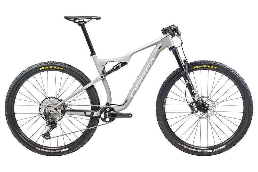 Orbea Oiz H30 2021 Full Suspension Mountain Bike NICA