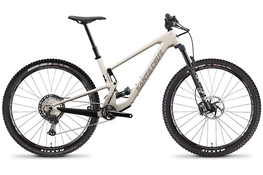 Santa Cruz Tallboy NICA Mountain Bike