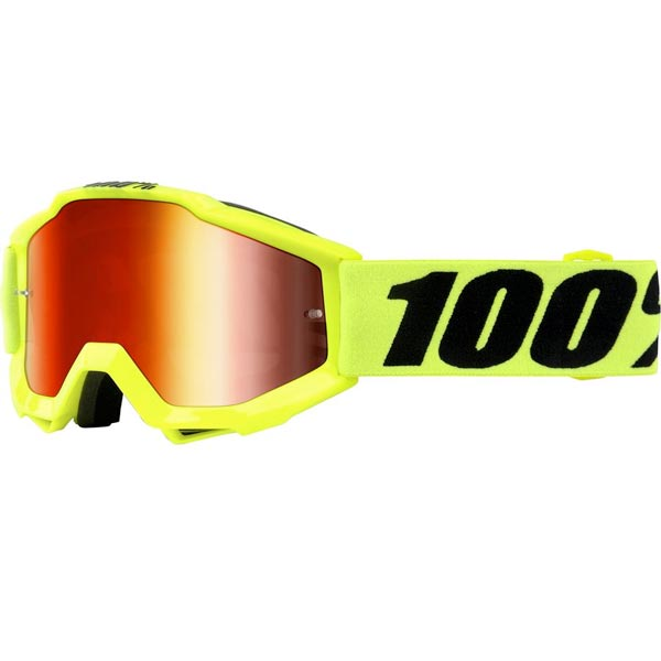 100% Accuri Youth mtb goggles