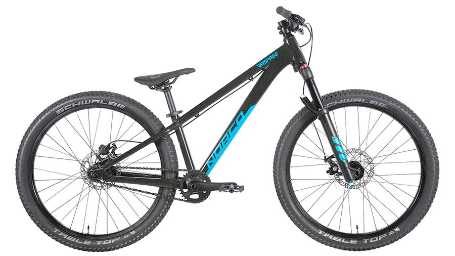 norco rampage 24 inch bike