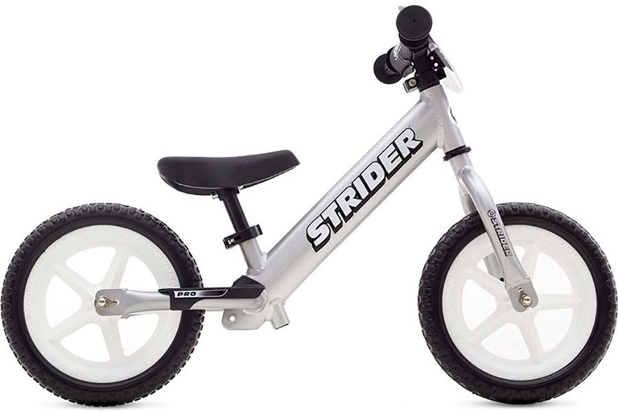 12 inch wheel kids balance bike strider pro