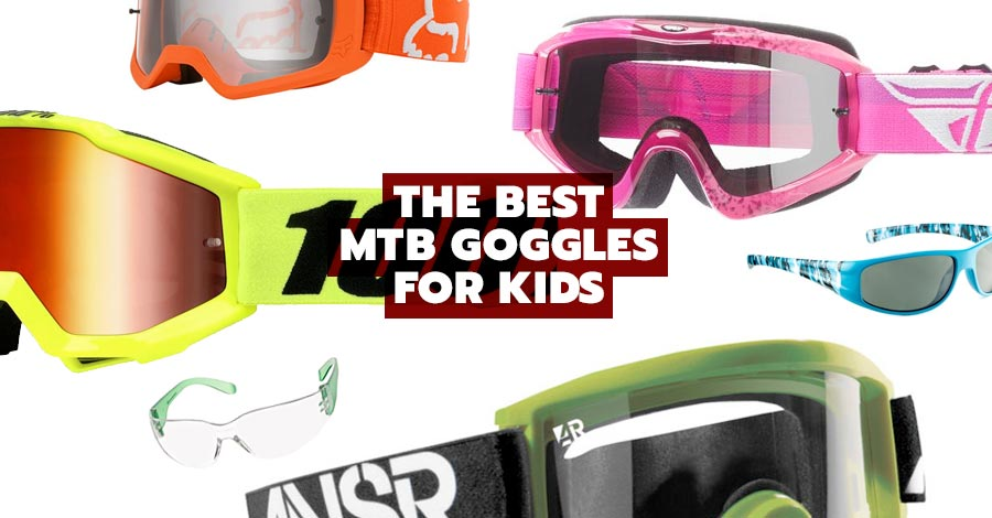 The best mtb goggles for kids