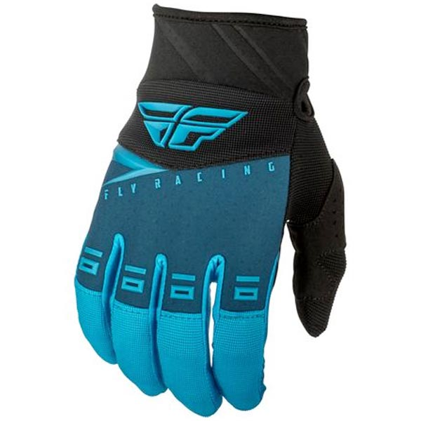 Fly Racing mountain biking gloves for kids