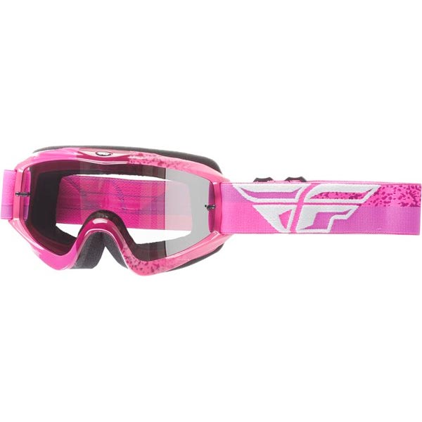 Fly Racing Zone mountain biking goggles for kids