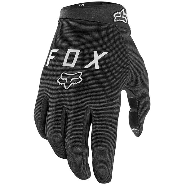 Fox youth mtb gloves - black