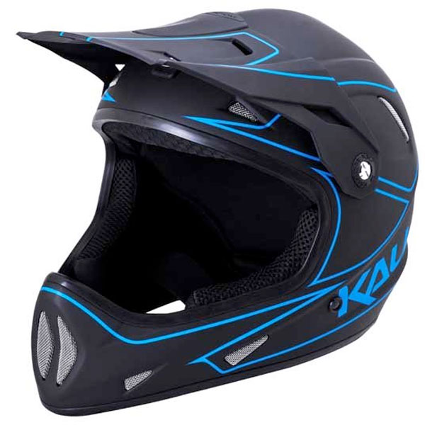 Kali Protectives Full Face Mountain Biking Helmet for Kids