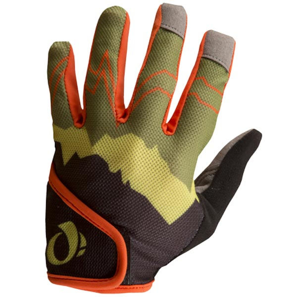 Pearl Izumi Jr mountain biking gloves for kids