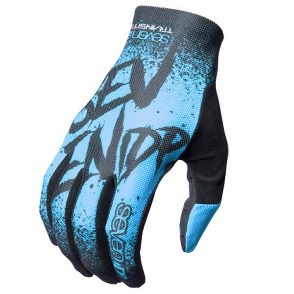 7IDP Transition Gradient Gloves for mtb kids