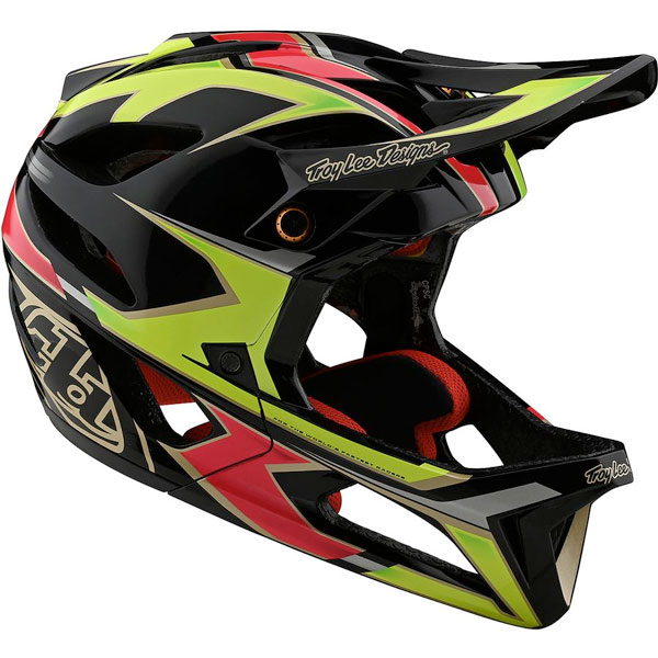 Full Face Bike Helmet for Kids - Troy Lee Stage with MIPS