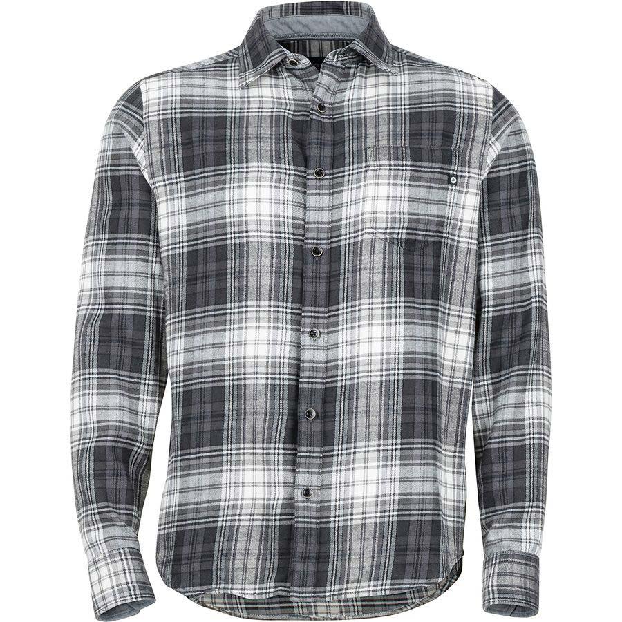 Marmot Fairfax Midweight Flannel Long-Sleeve Shirt - Men's