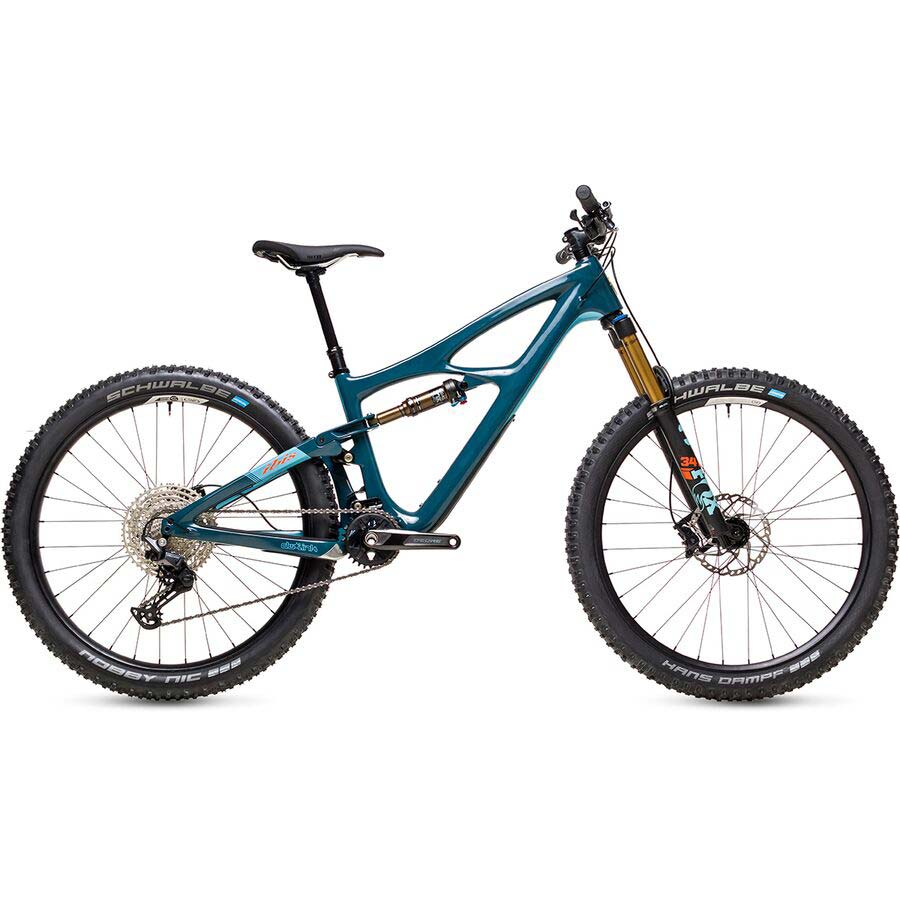 Ibis mojo 4 mountain bike gift for dad