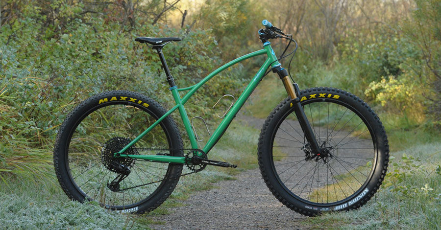 Custom Sklar Mountain Bike
