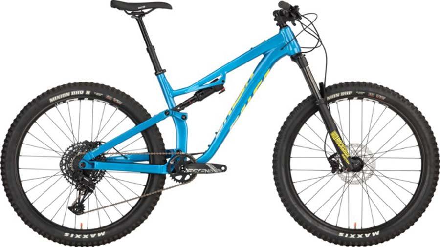 Salsa Rustler SX Eagle Bike