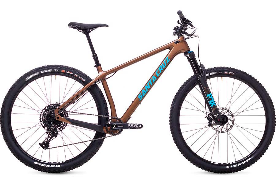 Santa Cruz Bicycles Chameleon C R+ Complete Mountain Bike 2020