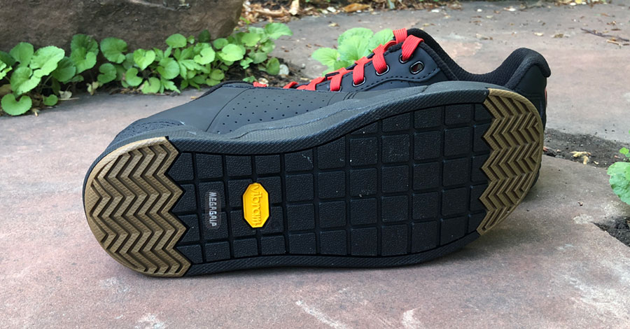 New Vibram soles - Bontrager Flatline shoes