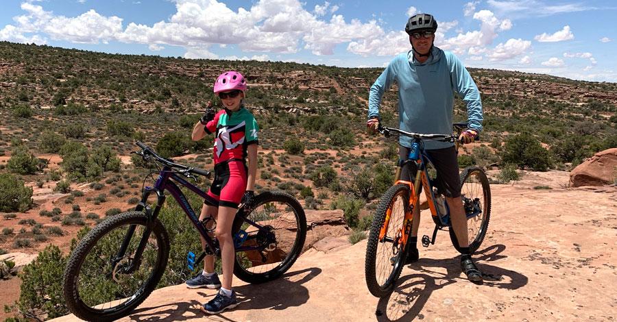 Brett Rosenbauer Father's Day Bike Check