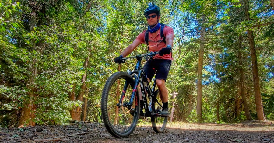 Jacob Rheuben bike check 2020