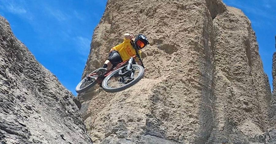 Kris Baughman soars