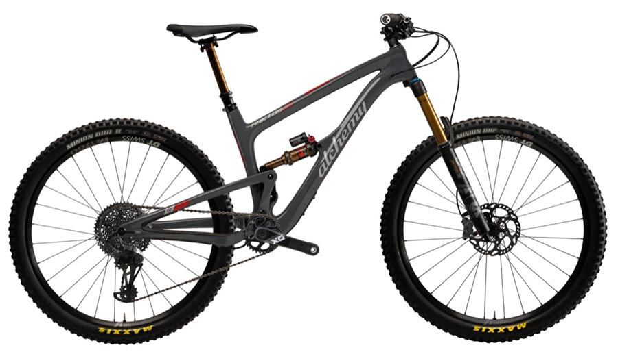Alchemy Arktos 29inch wheel mountain bike