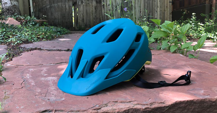 Bontrager Quantum helmet with MIPS review