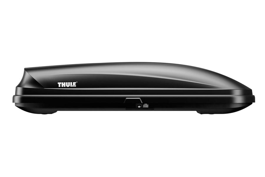A Thule roof rack is an essential if you're not traveling with a high capacity vehicle or trailer