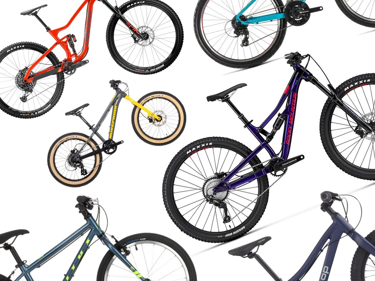 Kids mountain bikes for sale - October, 2020