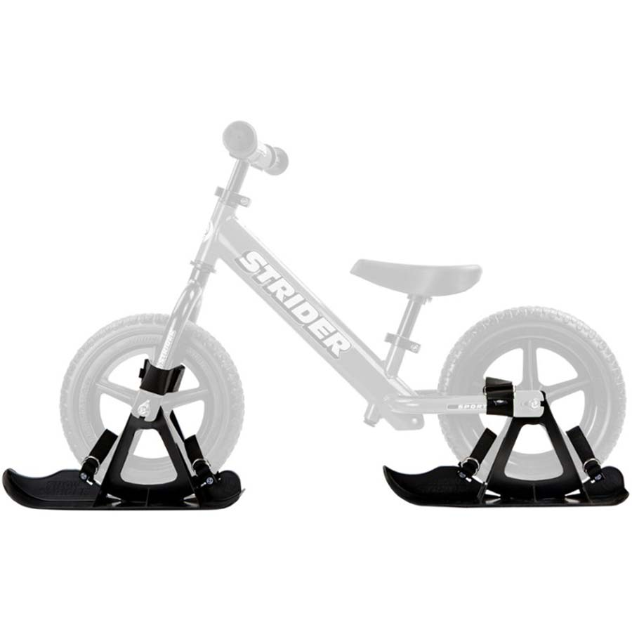 strider toddlet 12 balance bike snow skis gift