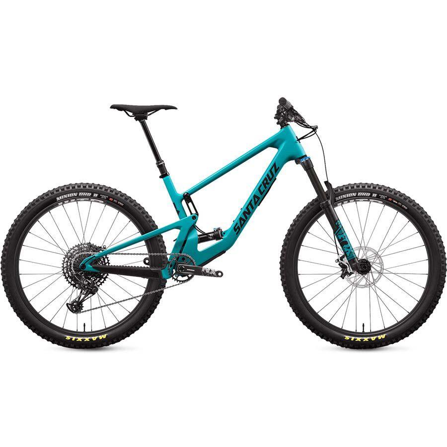 Santa Cruz Bicycles 5010 Carbon S Mountain Bike teen gift