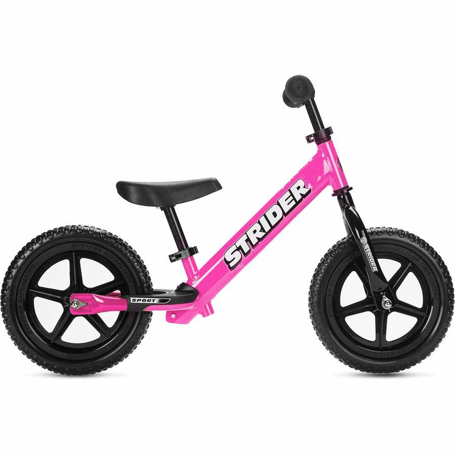 Strider sport 12 balance bike for toddlers
