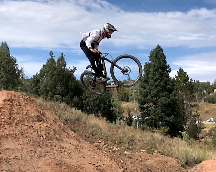 Jump on the advanced line - Woodward Park City