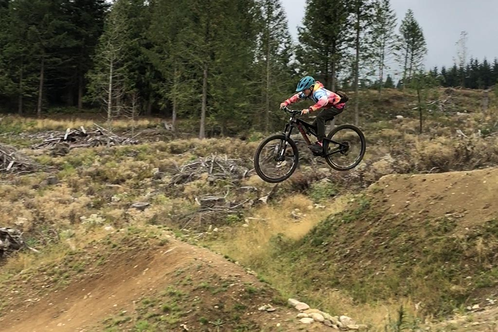 The best mountain biking trails for families and kids in Bellingham
