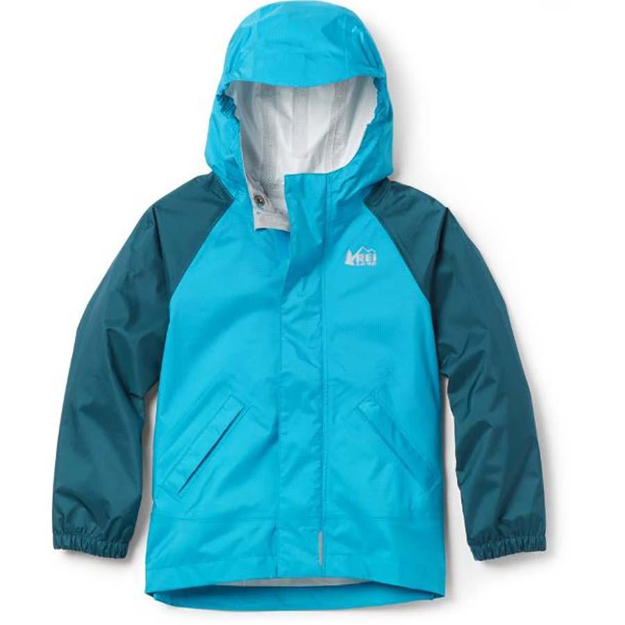 rei rainwall rain jackt for mountain bike toddlers