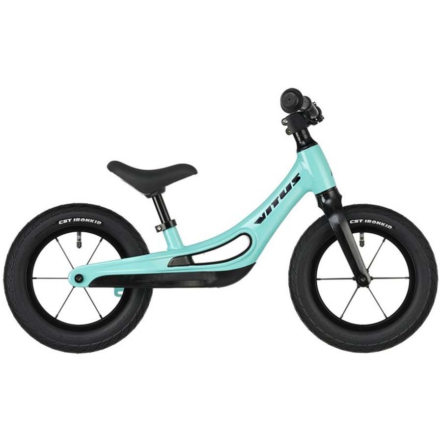 vitus smoothy balance bike green