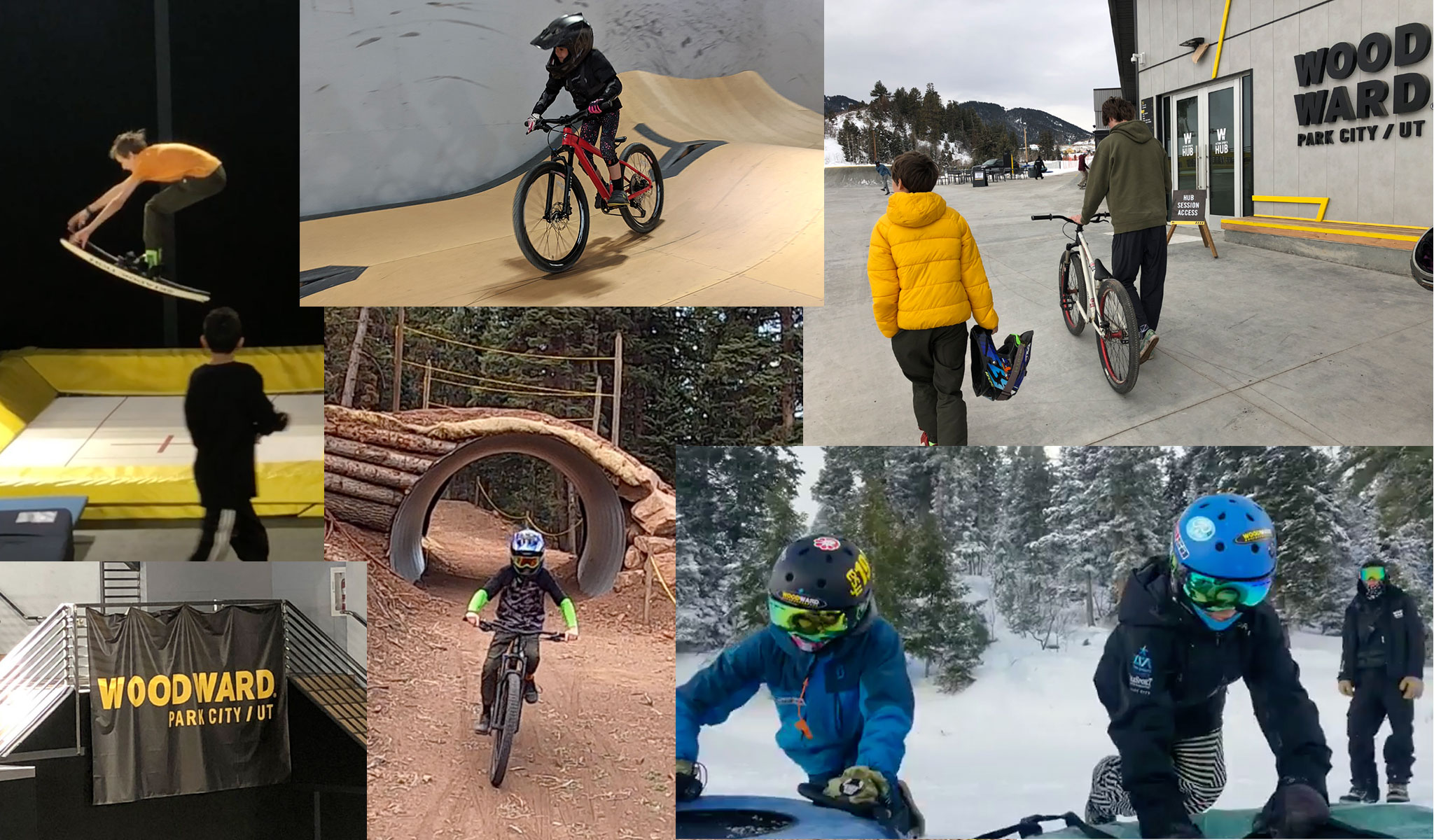 Woodward Park City - An action sports destination