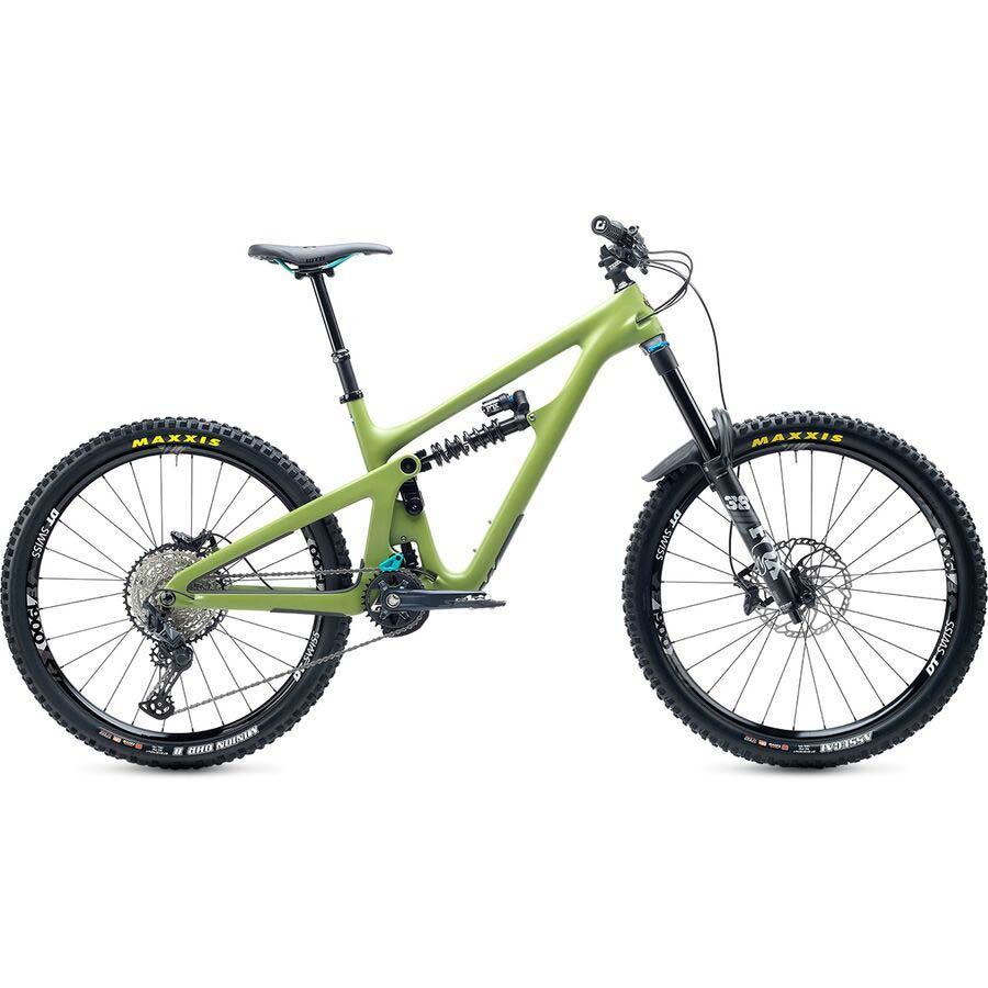 yeti cycles sb165 downhill mountain bike gift