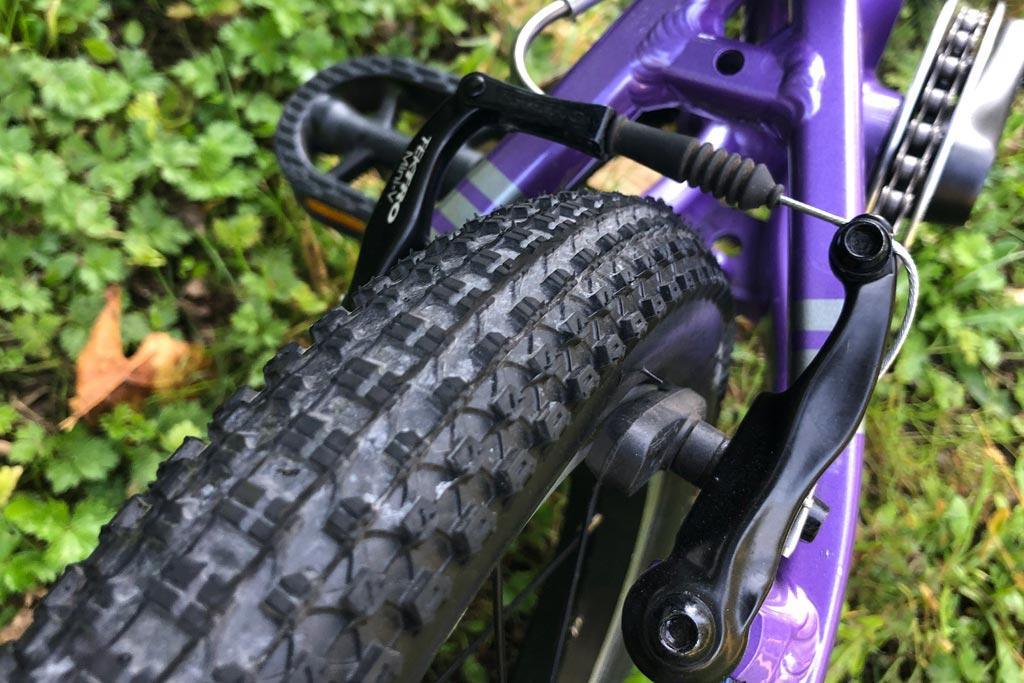 Prevelo Alpha One - Rear Tire/Wheel