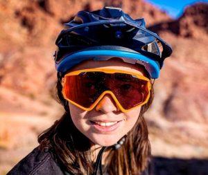 Teagan Heap - Mountain Biker
