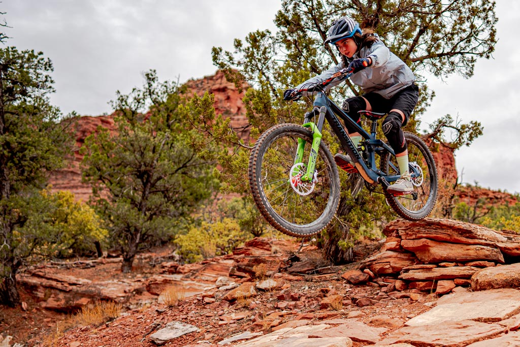 Sendy in Sedona - Transition Scout Review