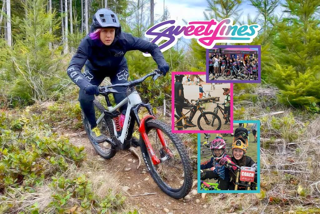 Kat Sweet Interview - Sweetlines Mountain Bike Coaching and Mountain Bike Racing