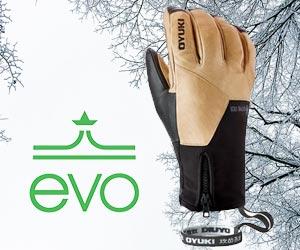 Oyuki gloves from EVO