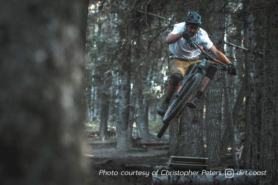 Tim McChesney - mtb jump